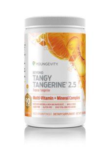 Tangy Tangerine 2.5